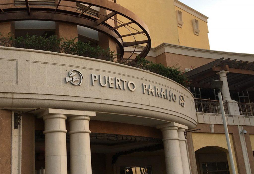 Puerto Paraiso Mall