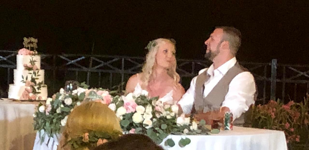 Wedding in Los Cabos - Clint & Ashley