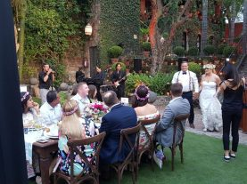 Th Twins - Weedding Reception on San Miguel Allend, Guanajuato