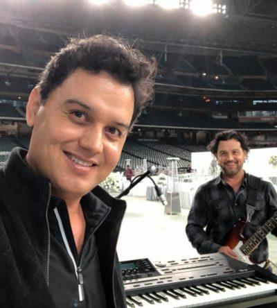 The Twins Duet Minute Maid Stadium Houston Texas